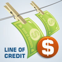 Living On the Edge, Not Sure When You'll Need Extra Cash? A Line of Credit Payday Loan Could Be Your Answer.
