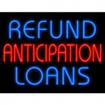 A Refund Anticipation Loan is basically like borrowing your own money!
