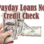 Don't wait all week for payday when you can get a No Credit Loan now!