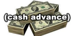Don't go through the hassle with traditional banks - just get a Cash Advance