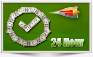 We work our hardest to get you a 24 Hour Payday Loan when you need it