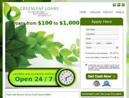 Greenleaf Loans